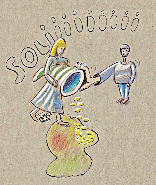 Soliiii, der deutsche Soli, die Never Ending Story?